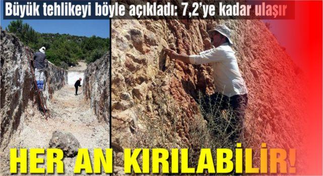 """Aykan: """"Balıkesir'in deprem tehlikesi yüksek"""""""