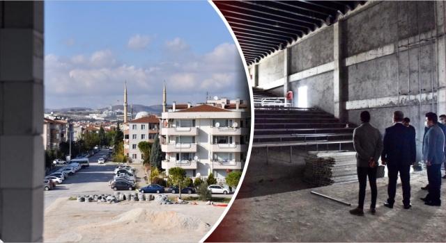 ALTIEYLÜL'E 4 PROJE DAHA GELİYOR
