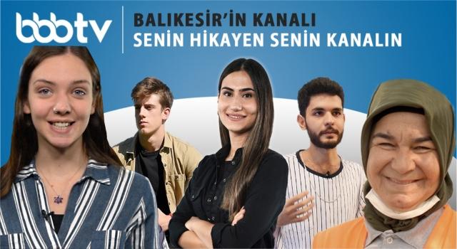 BALIKESİR BELEDİYE TV YAYIN HAYATINA BAŞLADI