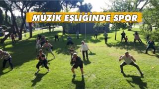 BALIKESİR'DE SPOR VAKTİ