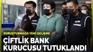 Çiftlikbank Kurucusu Mehmet Aydın tutuklandı